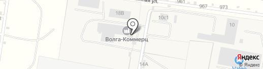 Венто на карте Русской Борковки