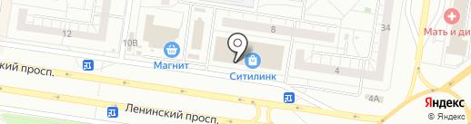 1000 мелочей на карте Тольятти