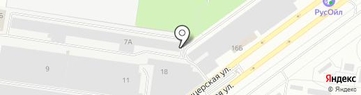 Центр автодиагностики на карте Тольятти