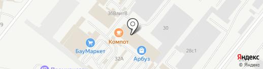 ДесоDoors на карте Тольятти