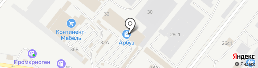 Verda на карте Тольятти
