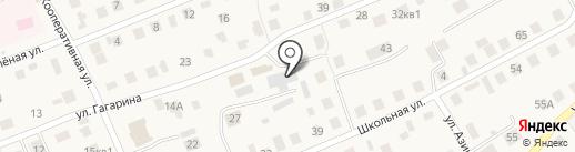АФКОН-Полимерное покрытие на карте Высокой Горы