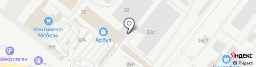 Devo Мебель на карте Тольятти