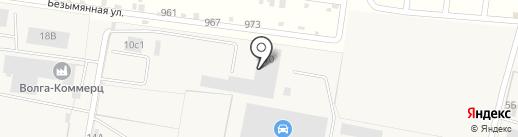 БурАвто на карте Русской Борковки