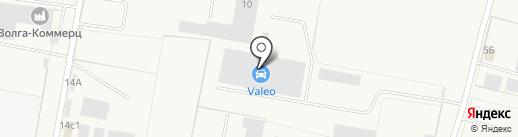 Автокран Аренда на карте Русской Борковки