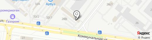 Калитка на карте Тольятти