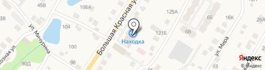 Банкомат, Сбербанк России на карте Высокой Горы