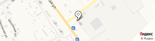 Парикмахерская на карте Усадов