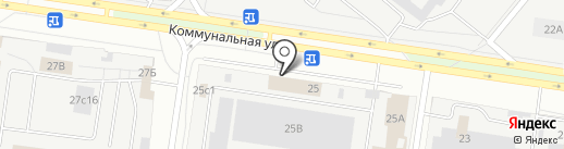 Спецоснастка на карте Тольятти