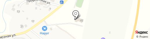 Многофункциональный центр предоставления государственных и муниципальных услуг в Республике Татарстан, ГБУ на карте Усадов