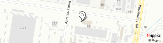 ЦИКЛОН на карте Тольятти