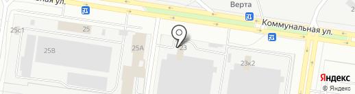 ОфисМебельТорг на карте Тольятти