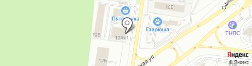 АвтоГород на карте Тольятти
