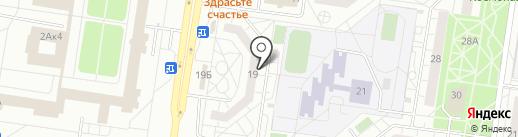 Монтажная компания на карте Тольятти
