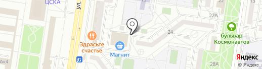 Unique на карте Тольятти