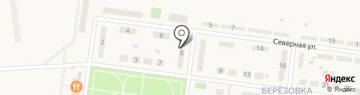 Комфорт на карте Выселков