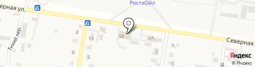 Кексель-авто на карте Русской Борковки