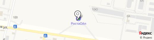 АЗС на карте Русской Борковки