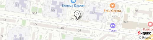 Фруктовый рай на карте Тольятти