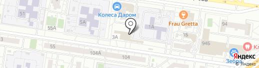 На Бис! на карте Тольятти