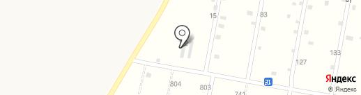 ИНВОРК-СЕРВИС на карте Выселков