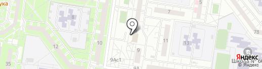 Инстал Плюс на карте Тольятти