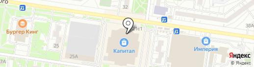 Знаем играем на карте Тольятти