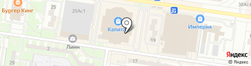 Gami на карте Тольятти