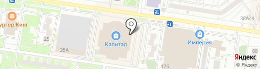 Sweet Kids Shopping на карте Тольятти