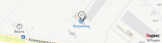 Ресурс-Т на карте Тольятти