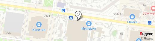 Своя пекарня на карте Тольятти