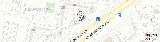 Коррекция слуха на карте Тольятти