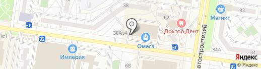 Sport Mix на карте Тольятти