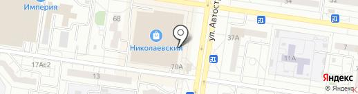 БРИЗ СОЛЬ на карте Тольятти