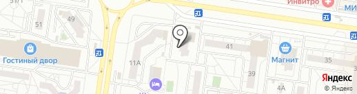 Mary Kay на карте Тольятти