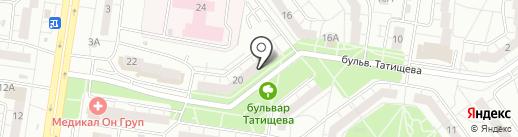 Tourpay на карте Тольятти