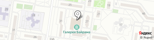 ПивЯвка на карте Тольятти