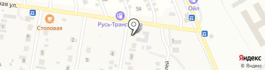 СВ Торг на карте Русской Борковки
