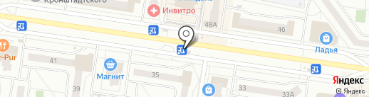 МТС на карте Тольятти