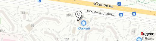 ИХЛЯС на карте Тольятти