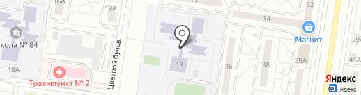 Абсолют на карте Тольятти