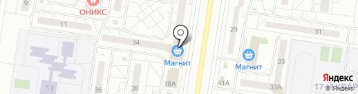 Доброта.ru на карте Тольятти