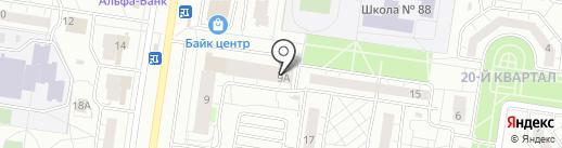 РЕТЕХНИКА на карте Тольятти