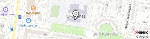Лифтер плюс на карте Тольятти