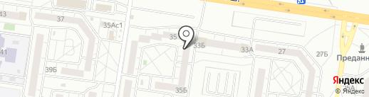 ГигаБайт на карте Тольятти
