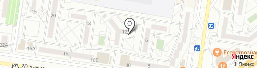 ТСЖ №35-Э на карте Тольятти