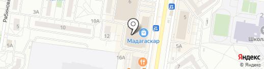 Yatti на карте Тольятти
