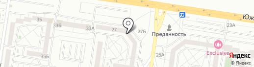 ПРОФИТ БЁРД на карте Тольятти