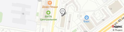 TLT gifts на карте Тольятти