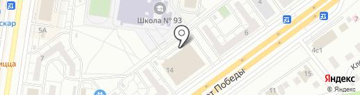 Intel home на карте Тольятти